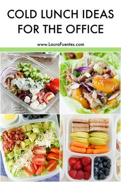 8 easy and healthy lunch ideas perfect for packing to the office or classroom. Prep these ahead of time, for a delicious lunch option you can pack into a lunch bag quick. Quick Healthy Lunch, Healthy Lunches For Work, Prepped Lunches, Healthy Meal Prep, Work Lunches, Keto Meal, Breakfast Healthy, Quick Easy Lunch Ideas, Lean Lunches