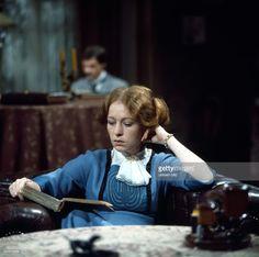 DIASchauspielerin, DPortrait in dem Film 'Eden End'- 1977