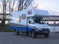 Mantra 710, built by Bocklet of Koblenz on an Achleitner-converted Sprinter 4x4 chassis.