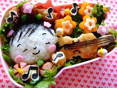 I just want to stockpile the time that comes with doing this! *lol* ~~Japanese Bento for Kids « Cooking with Kathy Man