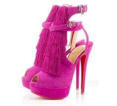 Garotas Modernas: Visão do paraíso: os novos sapatos Louboutin