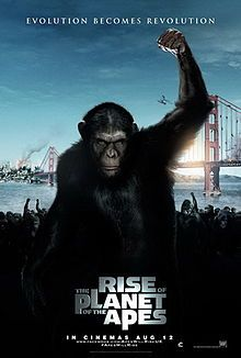 An amazing film with a stellar performance by Andy Serkis who has only 4 words in the whole movie. He brings a humanity to Caesar that audiences can appreciate. The lesson: should we tamper with nature? Truly deserving of all the accolades.