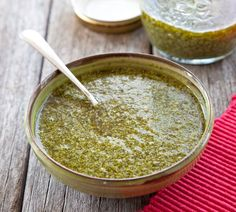 Annabel Langbein Salsa Verde Recipe