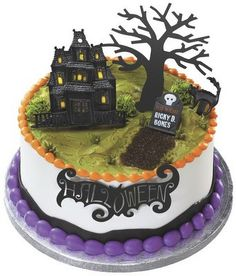 Haunted House Cake Kit by DecoPac