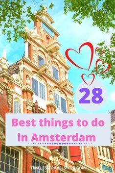Road Trip Europe, Europe Travel Guide, Europe Destinations, Travel Guides, Travelling Europe, Traveling, European Vacation, European Travel, Amsterdam Travel