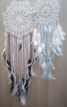 Dreamcatcher skandi and blue