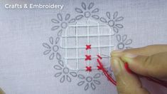 This video about: Hand Embroidery, Easy Cushion Cover Embroidery Tutorial, Cushion Embroidery Design Welcome to my channel crafts & Embroidery! Cushion Embroidery, Diy Bead Embroidery, Ribbon Embroidery Tutorial, Basic Embroidery Stitches, Hand Embroidery Videos, Hand Work Embroidery, Embroidery Flowers Pattern, Hand Embroidery Designs, Embroidery Techniques