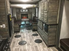 """Ron Spomer on Instagram: """"Why does this classy camper trailer have manhole covers in floor? It's an ice fishing shack. Only in MN. #outdoornewsdeerandturkeyshow…"""""""