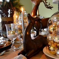 Charming Featured Amazing Christmas Table Centerpieces Ideas Stupendous With Exotic Christmas Tree Decoration