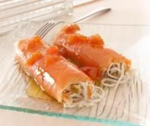 See related links to what you are looking for. Salmon Recipes, Fish Recipes, Pescado Recipe, Caviar D'aubergine, Fusion Food, Dairy Free Recipes, International Recipes, Love Food, Food To Make