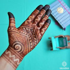 702 Likes, 14 Comments - Toko Mehndi Mehndi Tattoo, Henna Mehndi, Henna Art, Mehendi, Latest Henna Designs, Bridal Henna Designs, Mehandi Designs, Beautiful Henna Designs, Beautiful Tattoos