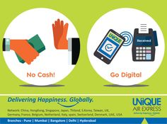 India Moving Towards Cashless Economy.#Cashless is a step towards the betterment of India. Its safe, easy and advanced way to transfer money.  #PMMODI #Modi