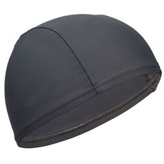 Check out our New Product  Mesh Fabric Swim Cap in Grey COD •Easy to put on thanks to the soft fabric material.•The fabric is not watertight. Your hair will get wet.•Available in adult, junior and baby sizes.SIZE:Youth  ₹239
