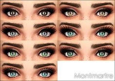 Montmartre 7 mascaras by Vampire_aninyosaloh at Mod The Sims via Sims 4 Updates