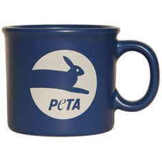 PETA Mission Statement Ceramic Mug