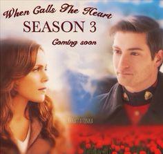 When Calls The Heart Season 3 Erin Krakow Daniel Lissing Elizabeth Thatcher Jack Thornton