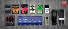 set pedals of my dreams!! Dunlop - JP95 , Ibanez - TS9, Landscape - Brutal Distortion , OCD - Fulltone, Pedrone - Penta Switch, TC Eletronic - Polytune, TC Eletronic - Delay ND-1, Landscape - GEQ1 Guitar Equalizer, MXR - Smart Gate, BOSS - RV5 DIGITAL REVERB