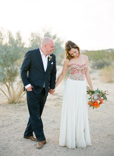 Marchesa gown: http://www.stylemepretty.com/2015/05/21/the-most-gorgeous-fashion-forward-wedding-dresses-ever/
