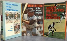 Great Hitters Infielders & Rookies of the Major Leagues MLB Lot Graham Klein