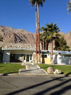 Mid Century Palm Springs