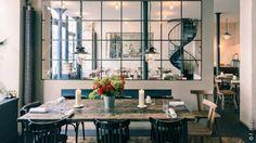 Restaurant Septime à Paris 11ème