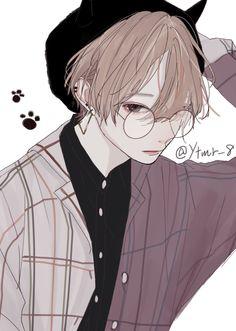 Hot Anime Boy, Cute Anime Guys, Anime Boys, Anime Cosplay, Persona Anime, Korean Anime, Boy Character, Estilo Anime, Handsome Anime