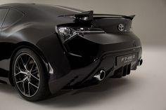 Toyota FT-86 Concept Studio Shots