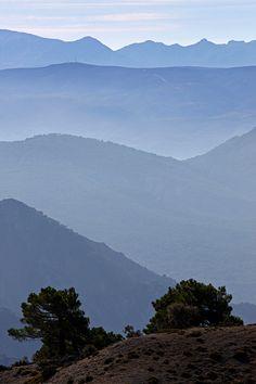 Sierra Nevada, Granada, España