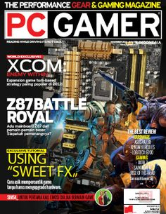 PC Gamer Indonesia - November 2013 English | 116 Pages | True PDF | 31.85 Mb