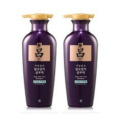 2 Pcs RYO Jayang Yoon Mo 400ml(13.52oz) Anti Hair loss Shampoo For Sensitive #RYO