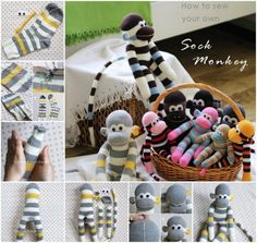 Sock Monkey | The WHOot