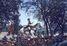 """""""Brice's Crossroads"""" Major General Nathan Bedford Forrest Mississippi"""