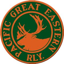 Pacific Great Eastern Railway. 1912-1972. Renamed and operated from 1972-2004  as British Columbia Rail.