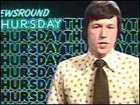 1970s John Craven's Newsround (groovy shirt!)