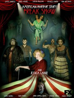 "American Horror Story: Freak Show ""The freaks shall inherit the earth."""