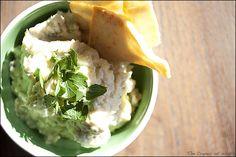 goat cheese artichoke dip via #thecrepesofwrath
