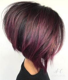 "843 Likes, 22 Comments - OWNER/STYLIST @_avesalon (@styled_by_carolynn) on Instagram: ""Purple morning inspiration with @pulpriothair @ghd_northamerica @ghdhair @olaplex @colortrak . . .…"""
