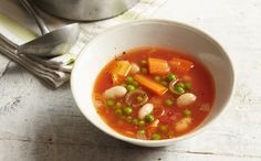 THE FAST DIET: 5-2 Recipes: Chunky Vegetable Soup