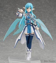 Figure Action Asuna Undine vers. ALO Max Factory  - Sword Art Online II…