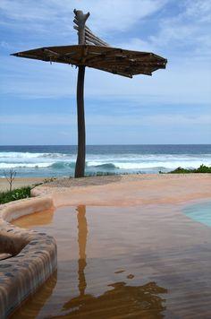 Pool at Playa Viva
