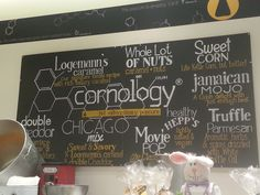 We all remember our chemistry laboratory days, whether they happened in high school or college. Cornology connects those lab days to every student's favorite study distraction: snacks. The geeky chemistry-themed store explores the science of popcorn with an alcohol-based structure in its name and logo. The three stores in Emeryville,Read More…