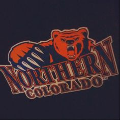 UNC Bears! Northern Colorado