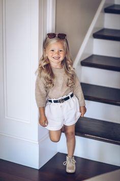 Cute Little Girls Outfits, Dresses Kids Girl, Kids Outfits Girls, Little Girl Fashion, Toddler Girl Outfits, Baby Outfits, Toddler Fashion, Kids Fashion, Kids Winter Fashion