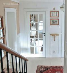 drzwi francuskie - french door - homelikeilike.com