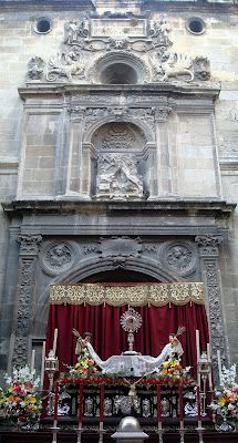 Altares del Corpus de Granada 2012