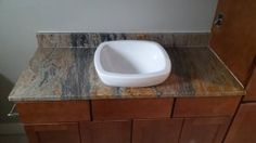 Pro #2070911 | West Michigan Granite, Inc. | Grandville, MI 49418 Grandville Mi, Backsplash, Granite, Countertops, Tile Floor, Michigan, Sink, Home Decor, Sink Tops
