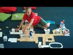 Habkarton-Építészet 2.0 a Tehetségműhelyben