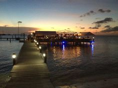 Award winning restaurant on a dock on the water. Great food and atmosphere.