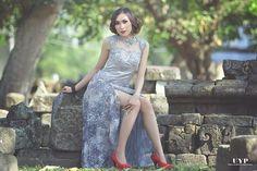 Indonesian look