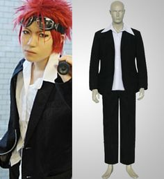 Reno Final Fantasy Cosplay Costume Online Promotions